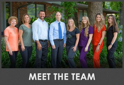 Team at University Physical Medicine